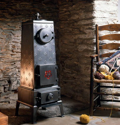 About Antique Stoves from Thorstoves