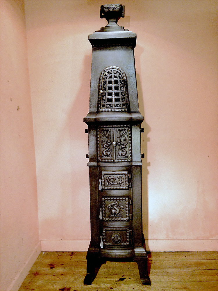 The 'Rok' stove